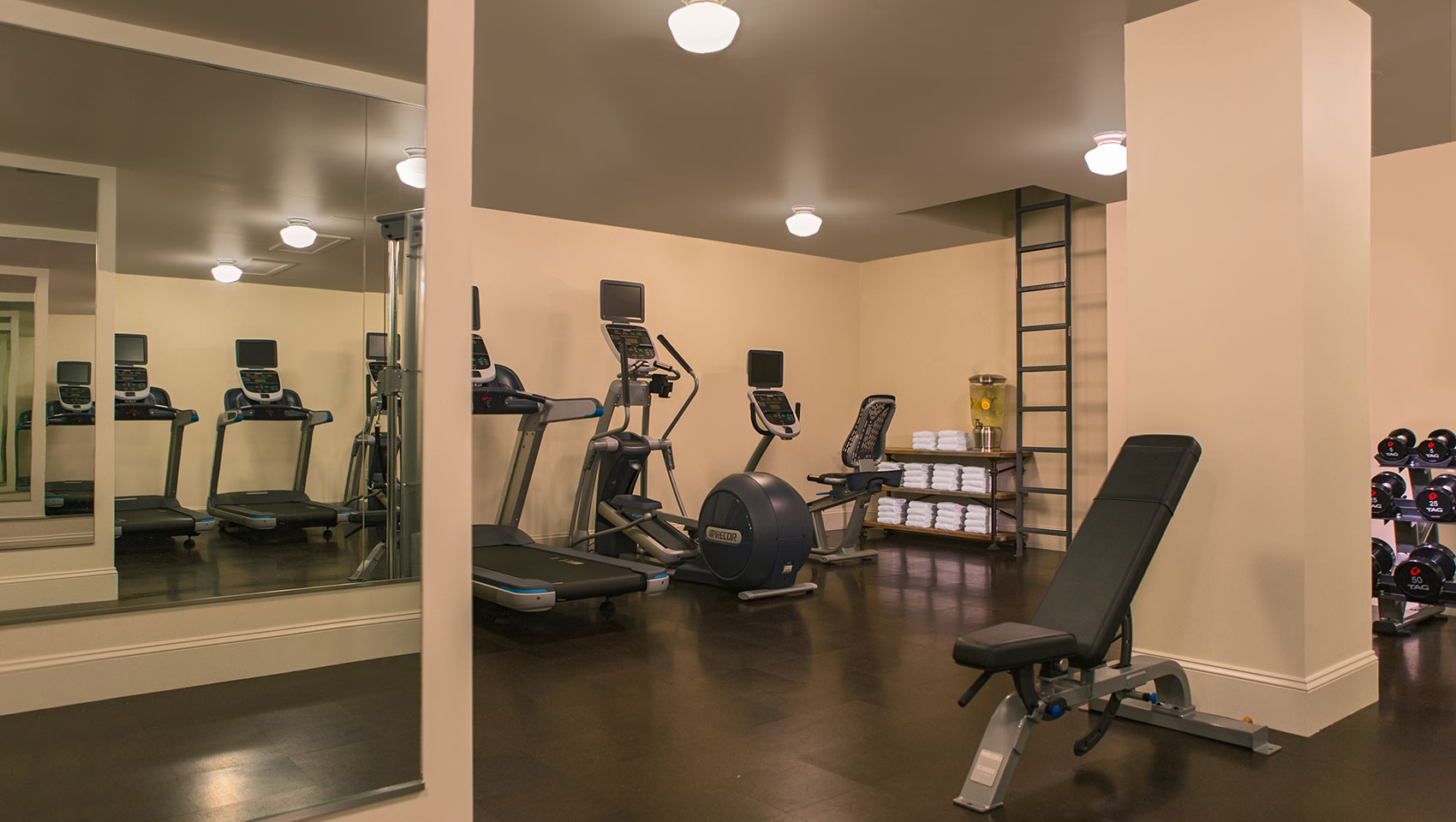 Kimpton palladian fitness center