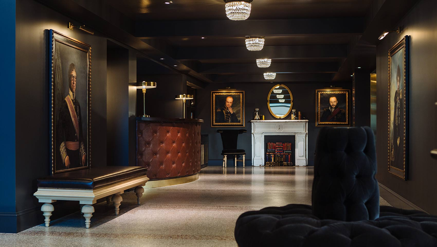 Kimpton palladian event space