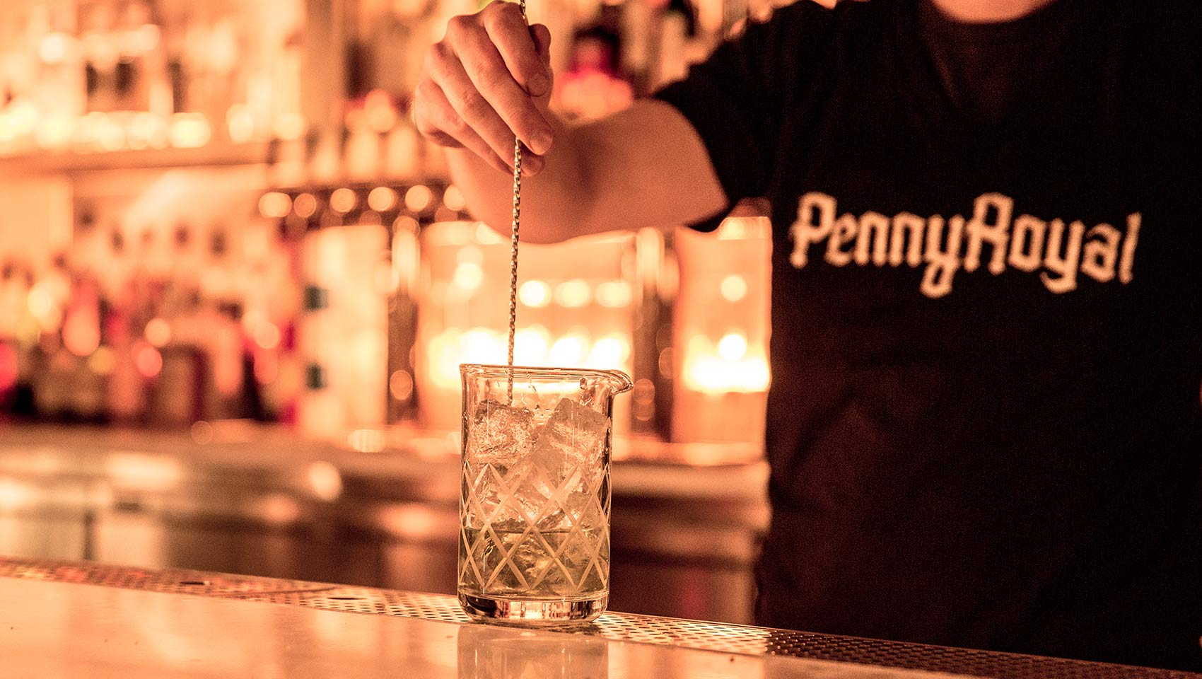 penny royal bartender