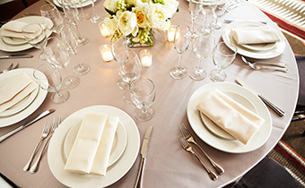 Kimpton palladian wedding receptions